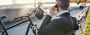 Titelbild Fahrradvollkaskoversicherung